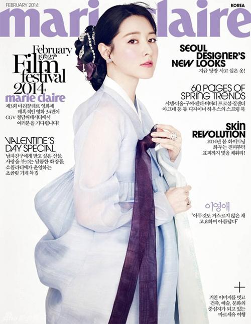 Chấm điểm sao hàn mặc áo hanbok truyền thống - 1