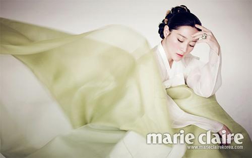 Chấm điểm sao hàn mặc áo hanbok truyền thống - 2