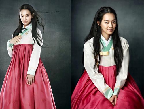 Chấm điểm sao hàn mặc áo hanbok truyền thống - 14