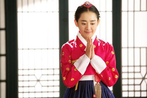 Chấm điểm sao hàn mặc áo hanbok truyền thống - 15