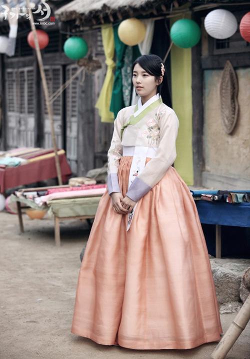 Chấm điểm sao hàn mặc áo hanbok truyền thống - 16
