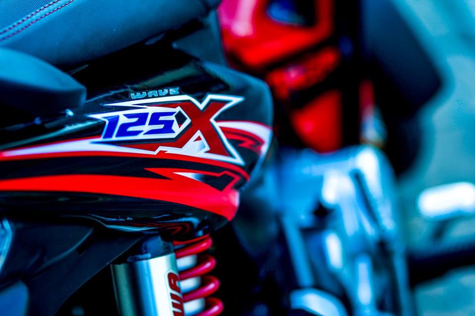Chiếc xe độ phong cách wave x125 tại việt nam - 7