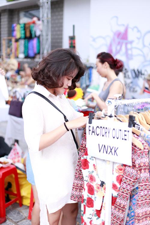 Chợ thời trang có 1 không 2 của giới trẻ sài gòn - 11