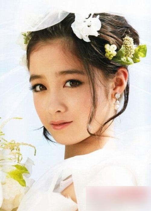 Cô dâu nhật bản 16 tuổi xinh đẹp gây sốt mạng - 1