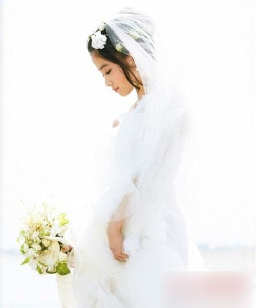 Cô dâu nhật bản 16 tuổi xinh đẹp gây sốt mạng - 2