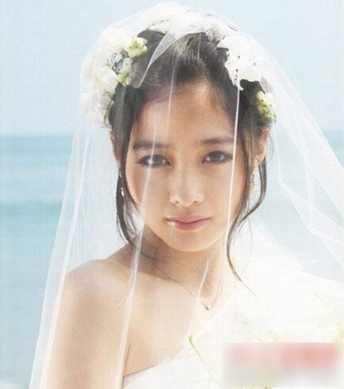 Cô dâu nhật bản 16 tuổi xinh đẹp gây sốt mạng - 4