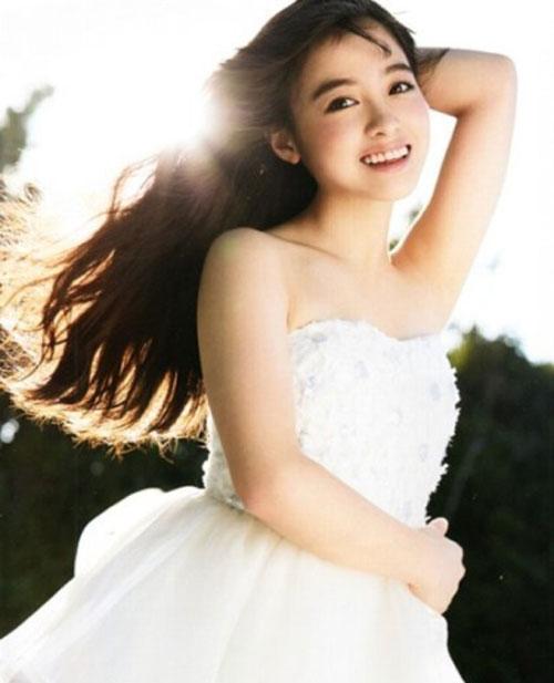 Cô dâu nhật bản 16 tuổi xinh đẹp gây sốt mạng - 11