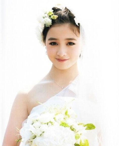 Cô dâu nhật bản 16 tuổi xinh đẹp gây sốt mạng - 13