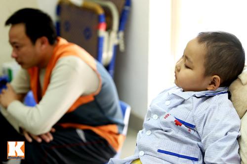 Đắng lòng những em bé ung thư chẳng có tết - 4