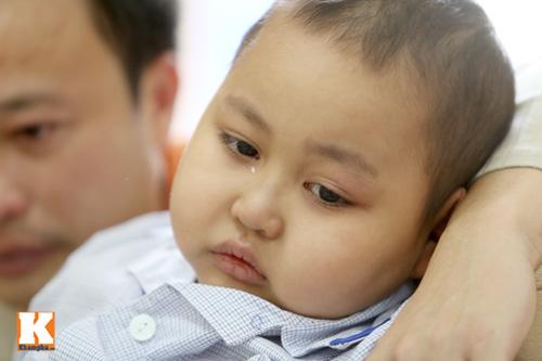 Đắng lòng những em bé ung thư chẳng có tết - 6