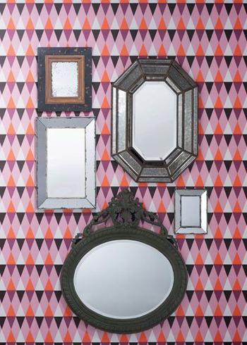 Gương trang trí ấn tượng - 5