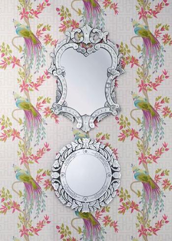 Gương trang trí ấn tượng - 6