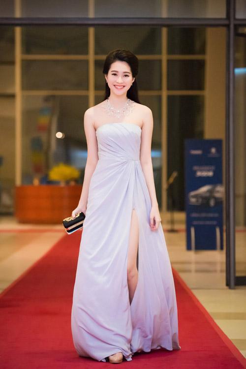 Hoa hậu đặng thu thảo xinh như tiên nữ giáng trần - 3