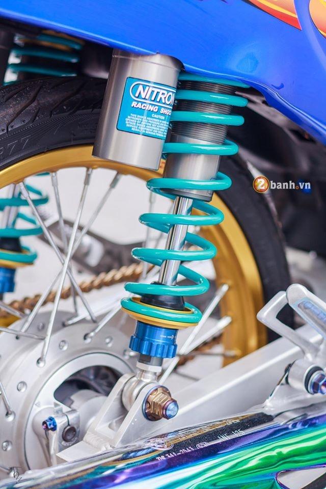 Honda wave 125 độ đầy sang chảnh tại thái lan - 12