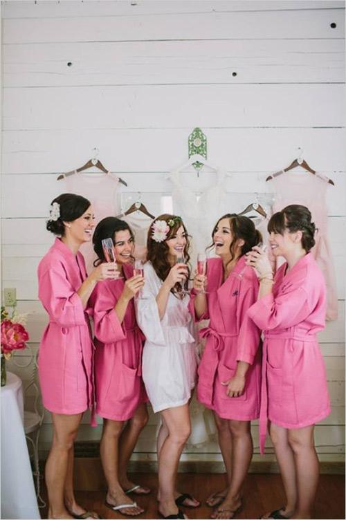 Lạc vào thế giới của các nàng phù dâu xinh đẹp - 17