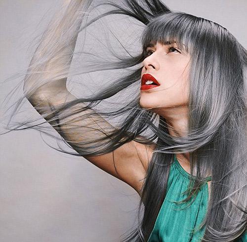 Màu tóc lên ngôi dành cho nàng cá tính mạnh - 2