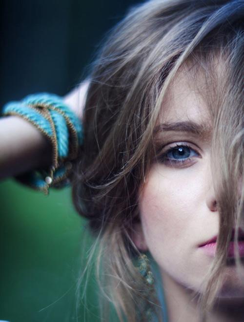 Màu tóc lên ngôi dành cho nàng cá tính mạnh - 5