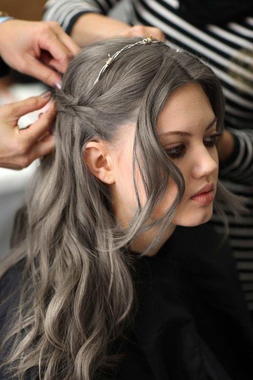 Màu tóc lên ngôi dành cho nàng cá tính mạnh - 7
