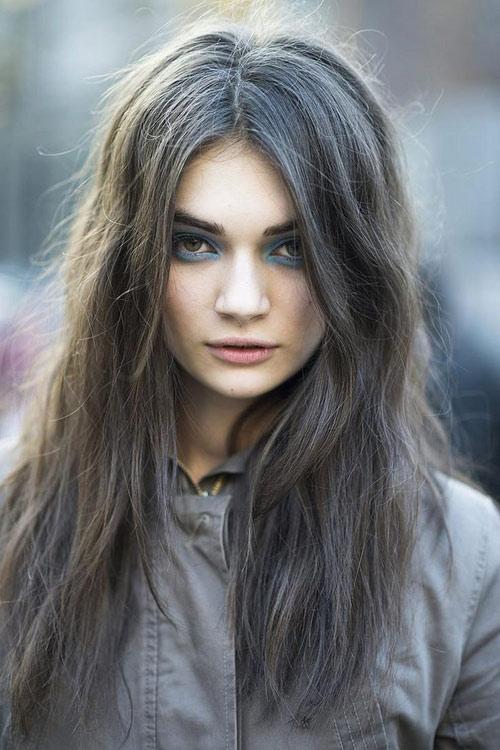 Màu tóc lên ngôi dành cho nàng cá tính mạnh - 10