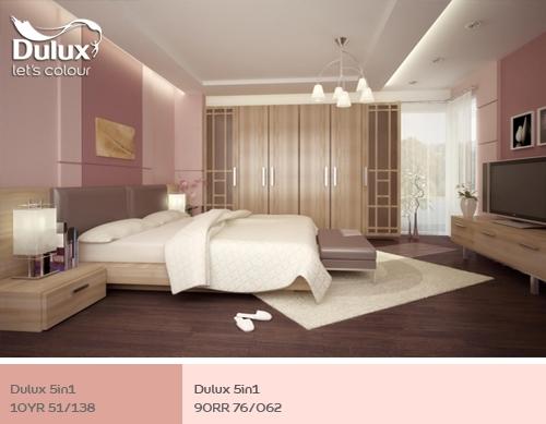 Nhà sang trọng nhờ sắc màu nội thất - 2