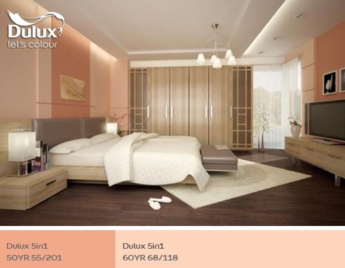 Nhà sang trọng nhờ sắc màu nội thất - 5