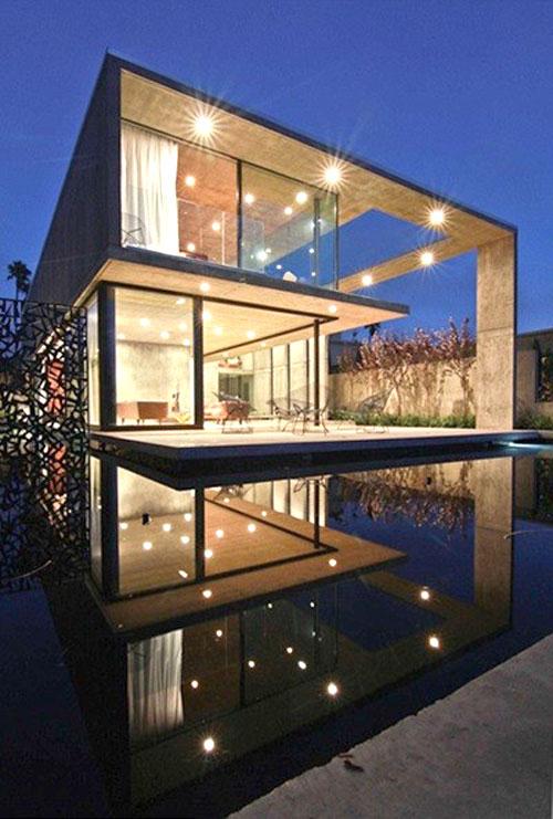 Những căn nhà kính đẹp nhất thế giới - 1