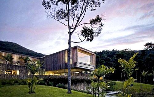 Những căn nhà kính đẹp nhất thế giới - 10