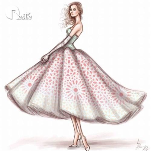 Những chiếc váy cưới các cô gái sẽ ao ước diện một lần trong đời