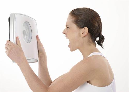Những lý do khiến cô dâu không thể giảm cân thành công - 2