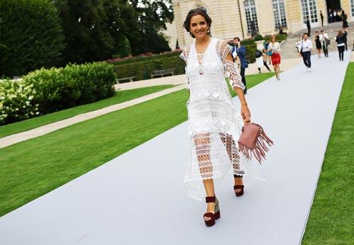 Phong cách đường phố thú vị tại paris haute couture fw - 2