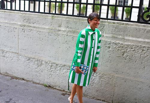 Phong cách đường phố thú vị tại paris haute couture fw - 6