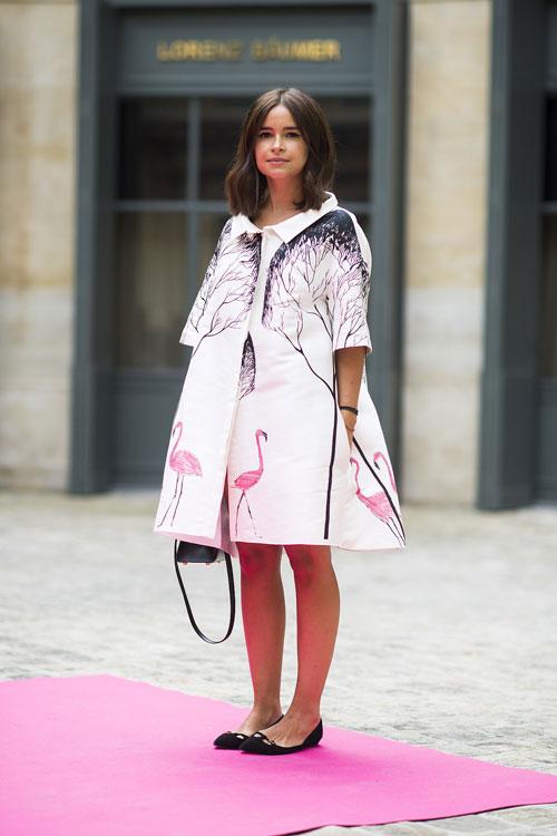 Phong cách đường phố thú vị tại paris haute couture fw - 7