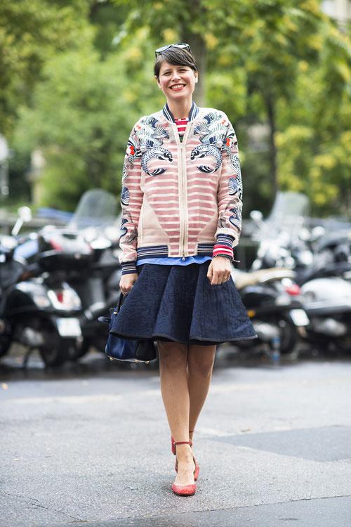 Phong cách đường phố thú vị tại paris haute couture fw - 8