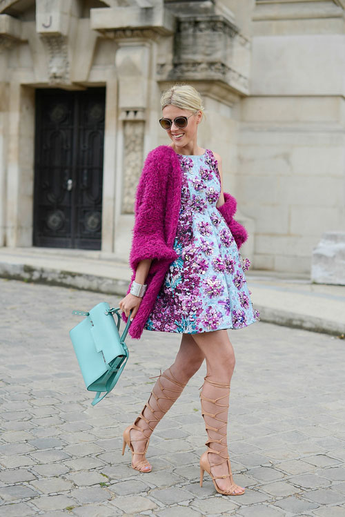 Phong cách đường phố thú vị tại paris haute couture fw - 10