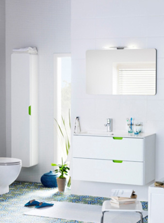 Phòng tắm đồng bộ hafa bathroom - 3