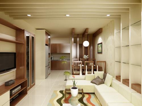 Phong thủy trang trí nội thất phòng khách - 2