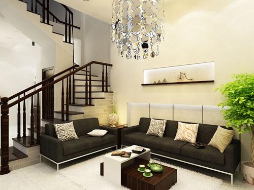 Phong thủy trang trí nội thất phòng khách - 3