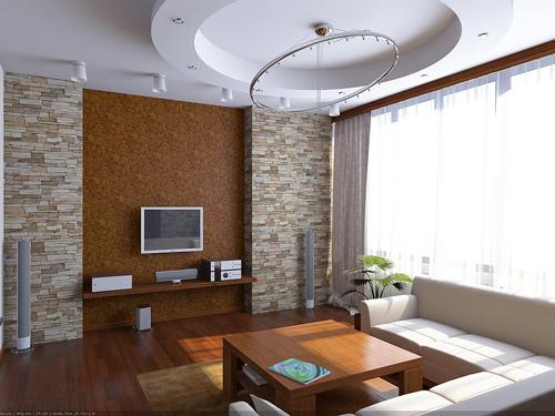 Phong thủy trang trí nội thất phòng khách - 4