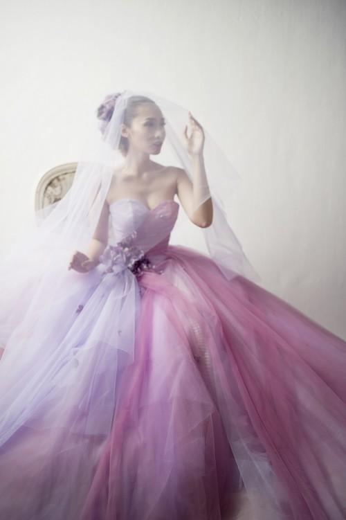 Siêu mẫu khánh ngọc diện áo cưới kiêu sa - 5