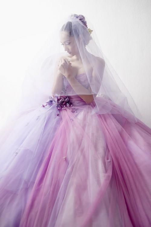 Siêu mẫu khánh ngọc diện áo cưới kiêu sa - 8