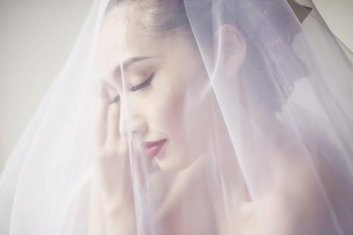 Siêu mẫu khánh ngọc diện áo cưới kiêu sa - 10