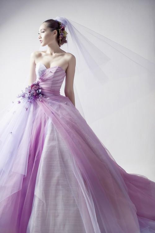 Siêu mẫu khánh ngọc diện áo cưới kiêu sa - 11