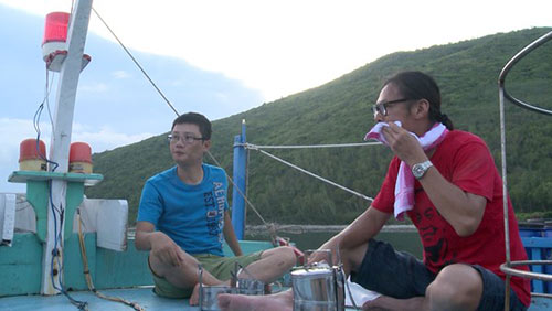 Tập 13 bố ơi hoàng bách rách quần vì đi đánh cá biển - 2