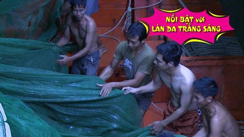 Tập 13 bố ơi hoàng bách rách quần vì đi đánh cá biển - 5