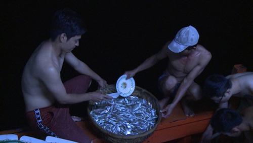 Tập 13 bố ơi hoàng bách rách quần vì đi đánh cá biển - 9