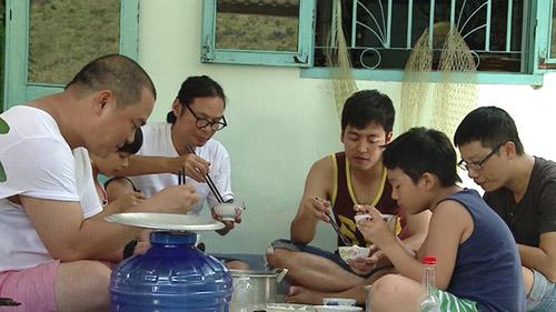 Tập 14 bố ơi các ông bố toát mồ hôi nấu ăn cho 200 người - 9