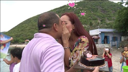 Tập 15 bố ơi minh khang thuý hạnh khoá môi trên truyền hình - 4