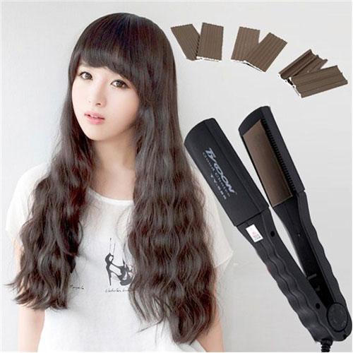 tất tần tật điều cần biết về tóc dập xù - 15