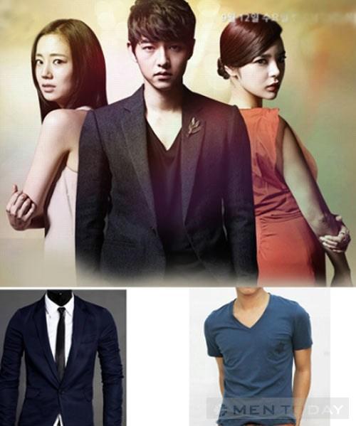 Tham khảo cách mix đồ nam của Song Joong Ki
