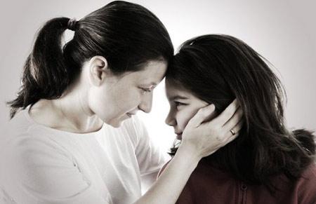 Thấm thía lời mẹ mỹ dạy con gái - 1